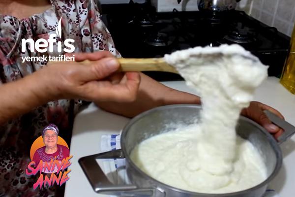 Maraş Dondurması (videolu)