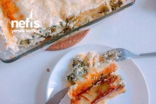 Ispanaklı Cannellonı Tarifi