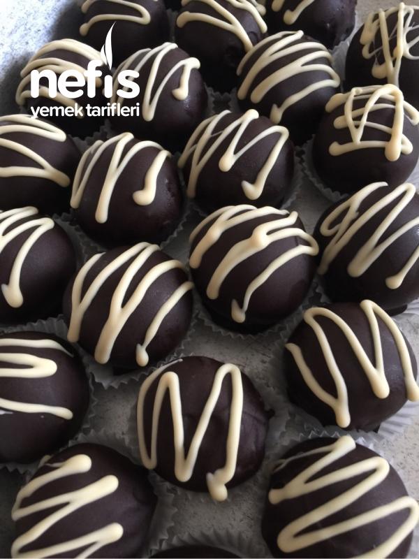 Çikolatalı Cakepops