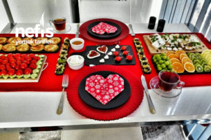 Sevgi Dolu Pazar Kahvaltısı Tarifi