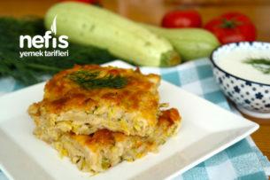 Kolay Yufkalı Kabak Böreği (videolu) Tarifi