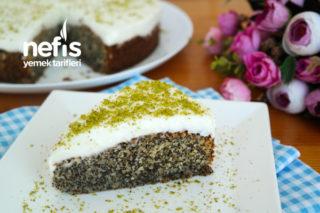 Tam Ölçülü Haşhaşlı Kek Tarifi (videolu)