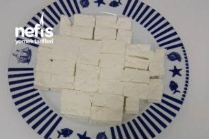 Kendi Elinizden Lokum Gibi Peynir Tarifi