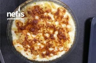 Kartoffelauflauf (Peynirli Patates ) Tarifi