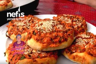 Katıklı Ekmek Tarifi (biberli Ekmek) (videolu)