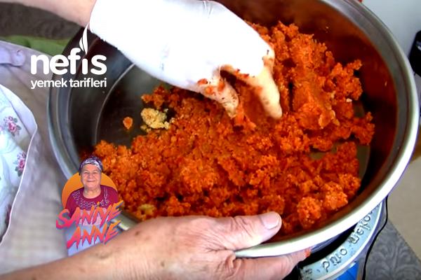 Mercimek Köftesi Tarifi (videolu)