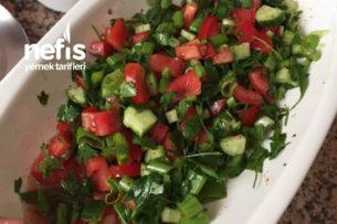 Nefis Yaz Salatası Tarifi