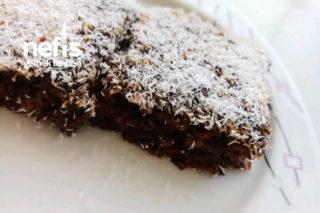 Nefis Çikolatalı Islak Kek Tarifi