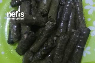 Zeytinyağlı Yaprak Sarması Tarifi