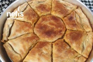 Arnavut Böreği Patlıcanlı Tarifi