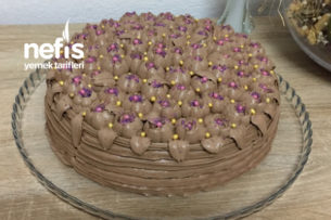 Çikolatalı ve Muzlu Pasta (2) Tarifi