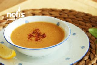 Kırmızı Mercimek Çorbası Tarifi (videolu)