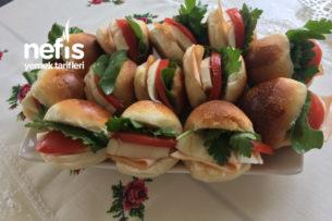 Mini Sandviç Tarifi