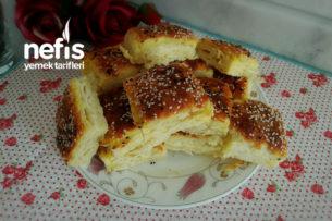 Tel Tel Nefis Çörek (Sütlü Tereyağlı) Tarifi