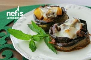 Etli Patlıcan Çemberi Tarifi