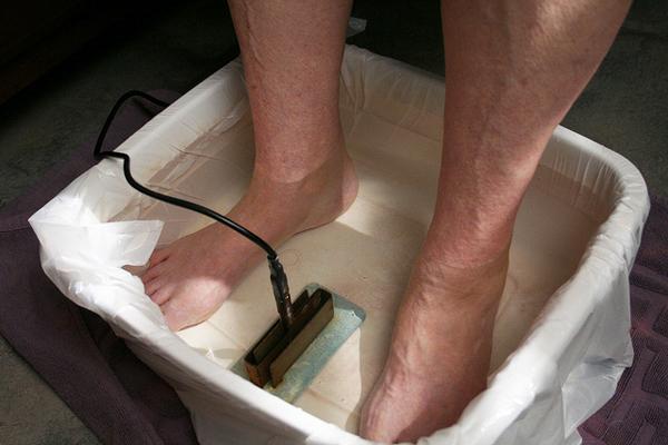 ayak detoksu nasıl yapılır