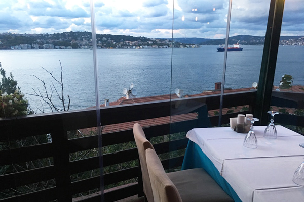 paysage restaurant