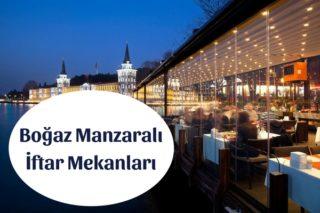 Boğaz'da Nezih İftar Mekanları – Tadına Doyulmaz Menüler Tarifi