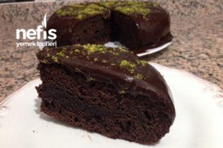 Çikolata Soslu Nutellalı Tava Keki Tarifi