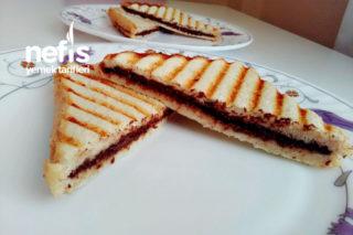 Çikolatalı Tost Tarifi
