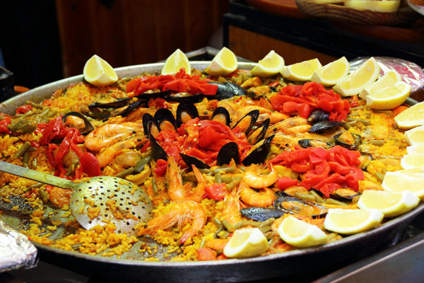 İspanya Yemekleri ve Mutfak Kültürü Tarifi