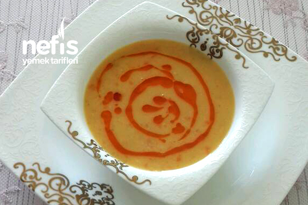 Mahluta Çorbası (Antep Ve Antakya Mutfağından ) Tarifi