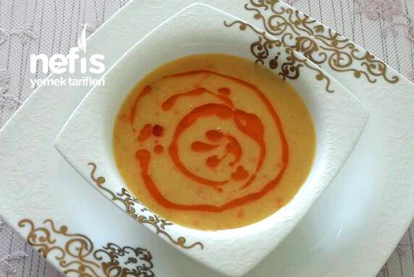 Mahluta Çorbası (Antep Ve Antakya Mutfağından )