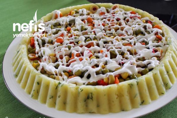Tart Patates Tarifi