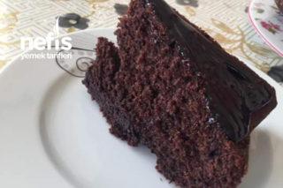 Browni Tadında Kakaolu Kek Tarifi