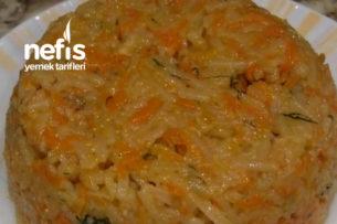 Cevizli Havuçlu Patates Salatası Tarifi