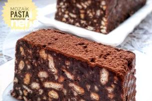 Doyuran Mozaik Pasta (Pastane Tadında) Tarifi