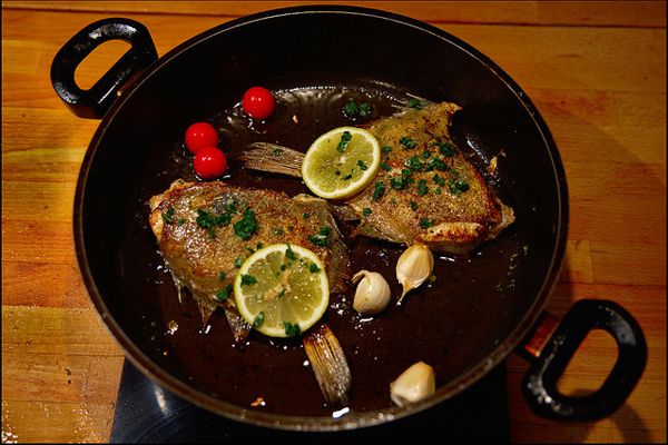 dülger balığı nasıl pişirilir