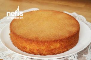 Pastane Lezzetinde Yumuşacık Pandispanya Tarifi (videolu)