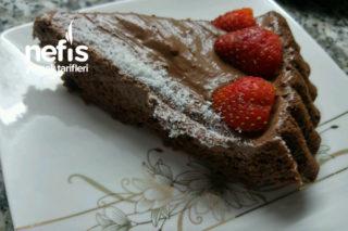 Çikolatalı Tart Kekim Tarifi
