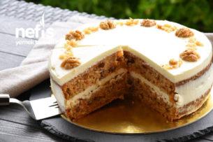 Havuçlu Pasta (Yapım Aşamalı) Tarifi