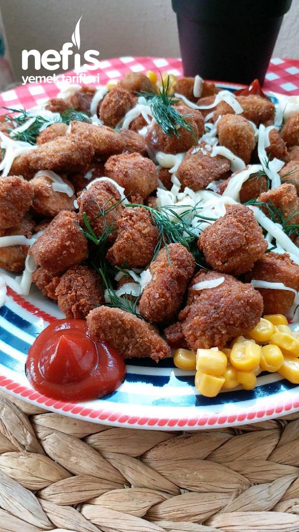 Ezber Bozan Kıtır Patlıcan Kızartması