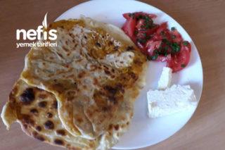 Patatesli Hint Gözleme (Aloo Paratha) Tarifi