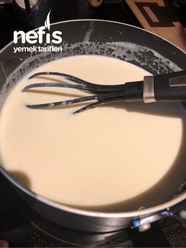Nefis Süt Helvası