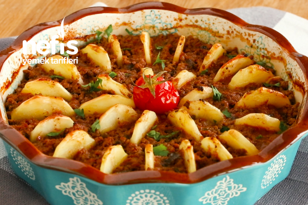 Patates Dizme