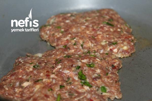 Islak Hamburger (taksim Lezzeti )