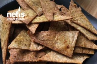 Sağlıklı Tortilla Cipsleri Tarifi