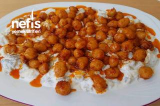 Yoğurtlu Patlıcanlı Bulgur Köftesi Tarifi