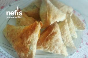 Çıtırtısı Dağı Aşan Muska Böreği (Mutlaka Deneyin) Tarifi