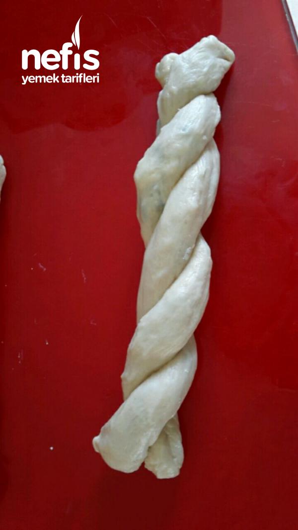 Sade Ve Peynirli Acmalar (puf Puf Kabaran)