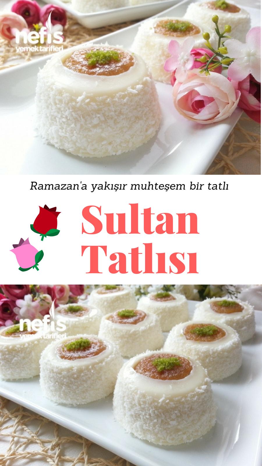 Sultan paşa tatlısı nasıl yapılır