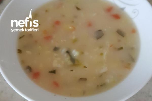 Hazır Çorbalara Fark Atar Bakliyatlı Sebze Çorbam