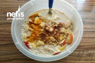 Gün Boyu Tok Tutan Diyet Kahvaltı Tarifi