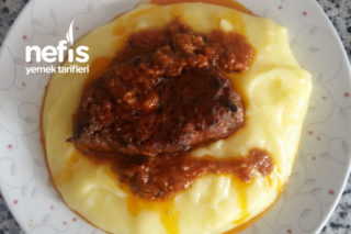 Rosto (Patates Püresi Çanağında) Tarifi