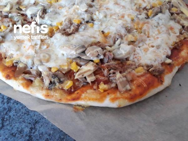 Ton Balikli Pizza