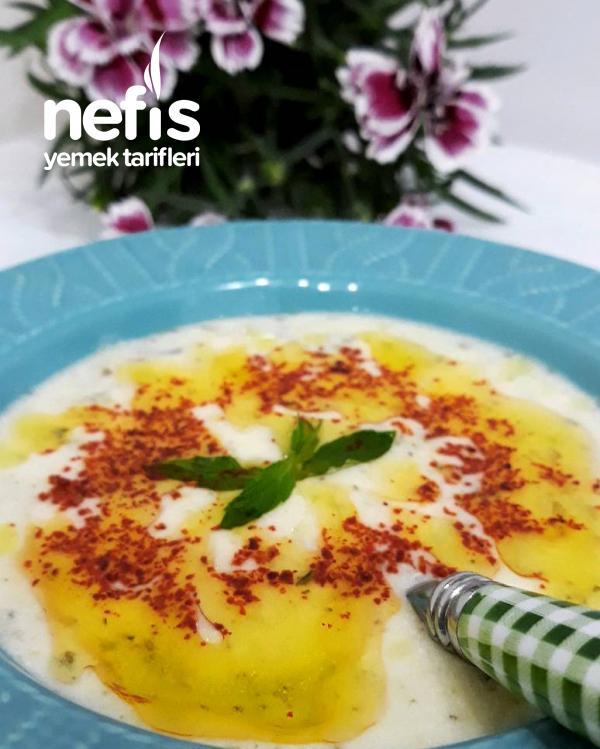 Yayla Çorbası(buğdaylı Şekeri Zıplatmayan)